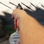vegyes falazat injektálása